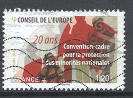 Frankrijk, Yv Service 173 Jaar 2018,  Hogere Waarde,  Gestempeld - Oblitérés