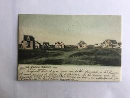 DE PANNE  1903  LA PANNE ( BAINS )  VILLAS - De Panne
