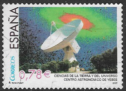 Spain SG4240 2007 Earth And Universe Sciences 78c Good/fine Used [20/18875/6D] - 1931-Today: 2nd Rep - ... Juan Carlos I