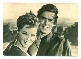 Alain Delon & Virna Lisi Ca 1970 - Attori