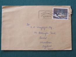 Ireland 1974 Cover To England - Ship - 1949-... Republic Of Ireland