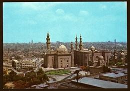 Ägypten  -  Cairo / Kairo  -  Sultan Hassan Und El Riffaie Moschee  -  Ansichtskarte Ca. 1980   (11310) - Cairo