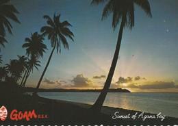 Sunset Of Agana Bay, Guam - Guam