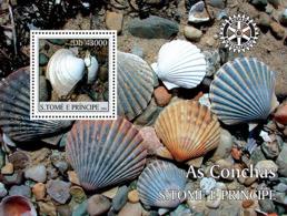 Sao Tome 2004  Shells - Sao Tome And Principe
