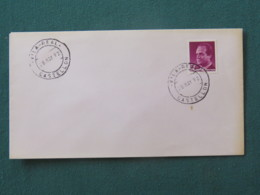 Spain 1992 Cover Villa-Real - King - 1991-00 Lettres