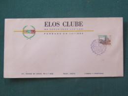 Portugal 1973 Cover ELOS Clube Lisboa - Tower - 1910-... République