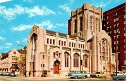 Indiana Gary City Methodist Church - Gary