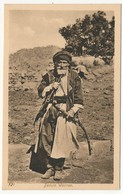 CPA - (Syrie) - Bedouin Warrior - Syrie
