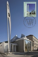 Austria 2019 - Modern Architecture - Martin Luther Protestant Church, Hainburg Maximum Card - 2011-... Nuevos & Fijasellos