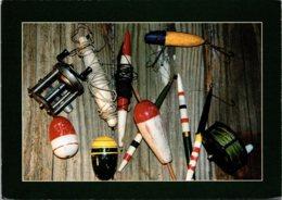 Tennessee Nashville Sportman's Grille The Gerst Haus With Vintage Fishing Tackle 1997 - Nashville