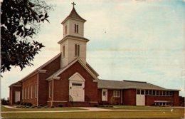 North Carolina Sanford Congregational Christian Church