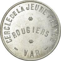 Monnaie, France, Cercle De La Jeune France, Rougiers, 0.10 Franc, SUP - Monétaires / De Nécessité