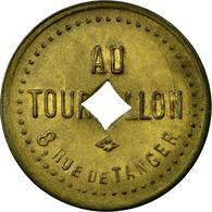Monnaie, France, Au Tourbillon, Paris, Bon Pour Une Danse, SUP, Laiton, Elie:-- - Monétaires / De Nécessité