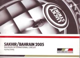 Sakhir Bahrain 2005, Auto F1 World Championship , Previous Race Results, Photos, English Language - Sport
