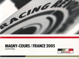 Magny Cours France 2005, Auto F1 World Championship , Previous Race Results, Photos, English Language - Sport
