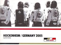 Hockenheim Germany 2005, Auto F1 World Championship , Previous Race Results, Photos, English Language - Sport