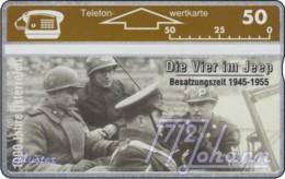 AUSTRIA Private: *1000 J. Ö. - Die Vier Im Jeep* - SAMPLE [ANK P219] - Austria