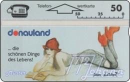 """TWK Österreich Privat: """"Donauland 4 - Larot"""" (706L) Gebr. - Austria"""