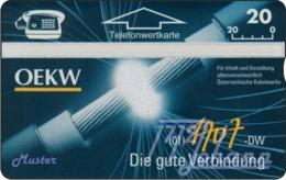 """TWK Österreich Privat: """"OEKW 2"""" Gebr. - Austria"""