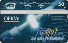 """TWK Österreich Privat: """"OEKW 2 - 50E"""" Gebr. - Austria"""