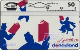 """TWK Österreich Privat: """"Donauland 5 - Lektüre"""" Gebr. - Austria"""