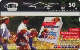 """TWK Österreich Privat: """"Donauland - Fitness"""" Gebr. - Austria"""