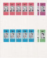 Ras-Al- Khaima 1966, Atronautes In Compl.sheets Unfolded 2 Scans-MNH-scarce-Red.Price- SKRILL PAY ONLY - Ras Al-Khaima