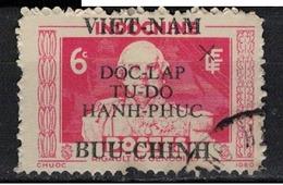 VIETNAM NORD       N°  YVERT     13  ( 6 )  OBLITERE       ( Ob  04/10 ) - Vietnam