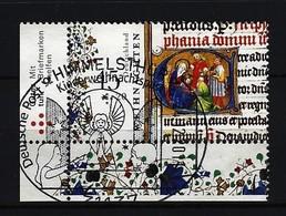 BUND Mi-Nr. 2763 Eckrandstück Links Unten Weihnachten Gestempelt - BRD