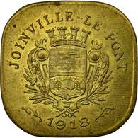 Monnaie, France, Group. Des Commerçants, Ind. & Hab., Joinville-le-Pont, 20 - Monétaires / De Nécessité