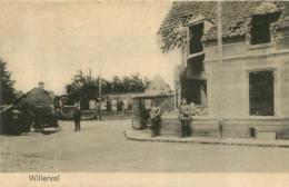 WILLERVAL CARTE  ALLEMANDE - France
