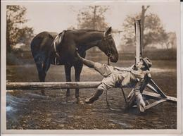 KEEPING FIT THE NEW WHIRLIGIG PALACE THEATRE ARMY RIDING SCHOOL BILLY MERSON +- 20*15CMFonds Victor FORBIN (1864-1947) - Non Classificati