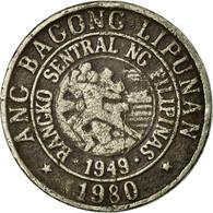 Monnaie, Philippines, 25 Sentimos, 1980, TB+, Copper-nickel, KM:227 - Philippinen