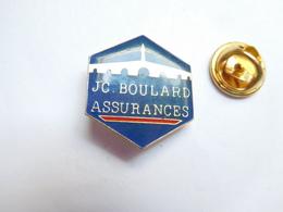 Beau Pin's , Assurances JC Boulard - Associazioni