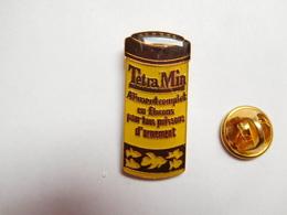 Beau Pin's , Alimentation Animale , Poisson , Tetra Min , Aquariophilie - Animals