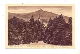 NIEDER-SCHLESIEN - GORKAU / SOBOTKA, Zobtengebirge, Schloss Und Bergkoppe, Sonderstempel Schlesienspiele Am Zobten - Schlesien