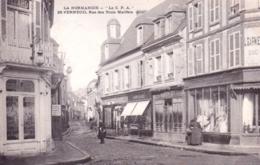 27 - Eure - VERNEUIL Sur AVRE - Rue Des Trois Maillets - Verneuil-sur-Avre