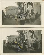 Doornik - Tournai :  2  Photo's      (  11.5 X 7    Cm ) - Lieux