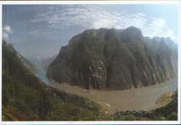 China - Postal Stationery Postcard 1999, Unused - Yangtze River -Wu Gorge - 2/scans - 1949 - ... República Popular