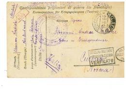 PRIMA GUERRA MONDIALE - Guerra 1914-18