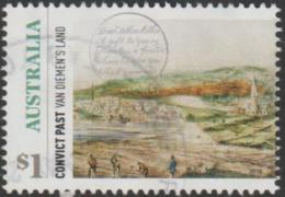 AUSTRALIA - USED 2018 $1.00 Convict Past - Van Diemen's Land - Port Arthur - 2010-... Elizabeth II