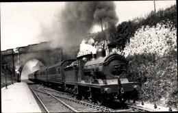 Photo Cp Britische Eisenbahn Chelsfield, T 40 31, 297 - Treni