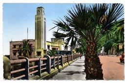 CPA         PHILIPPEVILLE         1960           VUE SUR LA GARE - Andere Steden