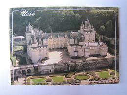 FRANCE - INDRE ET LOIRE - USSE - Le Château - France