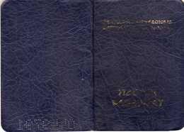 Passeport,passport, Pasaporte, Reisepass,Republic Of Macedonia,canceled,visas UNITED KINGDOM - Documenti Storici