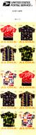 USA C4428 Chemises Aloha - Costumi