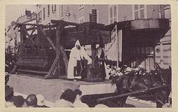 X120446 BOURGOGNE SAONE ET LOIRE MACON FETE NATIONALE VINS DE FRANCE 12 - 15 AOUT 1933 LE PRESSOIR A GRAND POINT - Macon