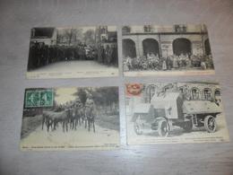 Beau Lot De 20 Cartes Postales De France Guerre  Ruines  Armée Soldat  Mooi Lot Van 20 Postkaarten Van Frankrijk Oorlog - Postcards