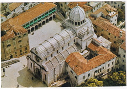Sibenik - Katedrala  Cathedral -  (Croatia, YU.) - Joegoslavië