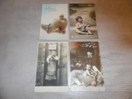 Beau Lot De 20 Cartes Postales De Fantaisie Bébés  Bébé   Mooi Lot 20 Postkaarten Van Fantasie  Baby' S   -  20 Scans - Cartes Postales
